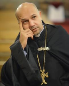 Father Armen Melkonian Տ.Արմէն Քհնյ. Մելքոնեան