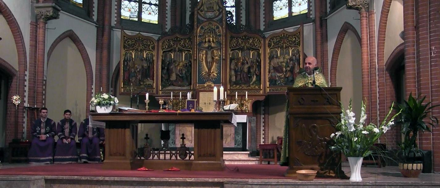 Հայ առաքելական Ս. եկեղեցի - Armenian appostolic church - Armeense apostolische kerk - Eglise Armenian orthodox - الكنيسة الأرمنية