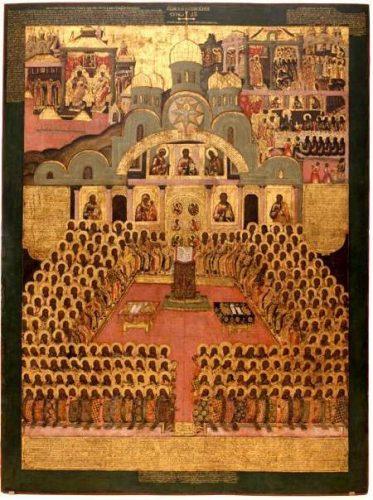 Օր Շաբաթ. Սրբերի հիշատակության օր: Կոստանդնուպոլսի ս. ժողովի հարյուր հիսուն հայրապետներ (381 թ.)