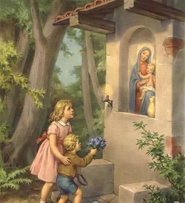 Ավետումն Սրբուհի Աստվածածնի.