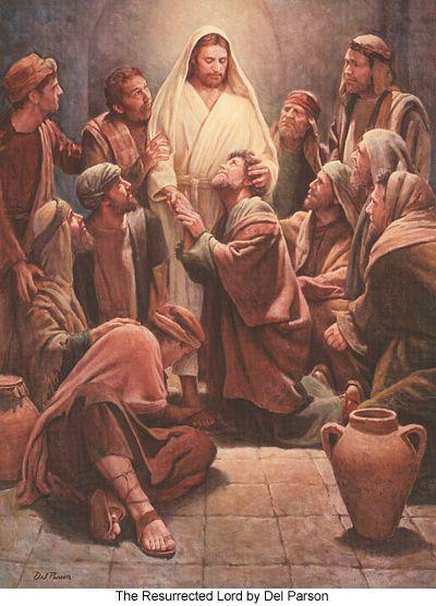 Սատանան կամեցավ Եկեղեցին սասանել այն բանից հետո, երբ քաղաքը հանդարտվեց: