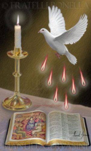 Սուրբ Հոգին առաքինություներով է պահվում.