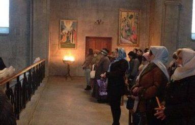 Թ օր Մեծ Պահք. hogevor qarozner հոգևոր քարոզներ