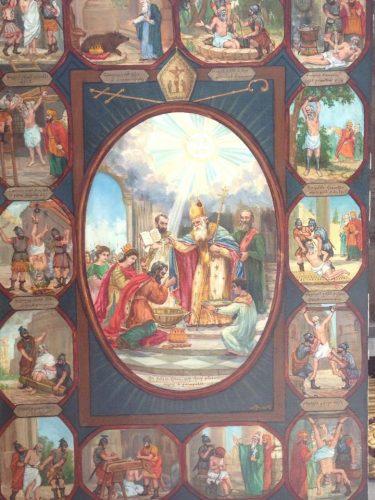 ԼԴ Օր Մեծ Պահք. Տոն Սուրբ Գրիգոր Լուսավորչի մուտքը Վիրապ և հիշատակ նրա սոսկալի չարչարանքների (240-326)