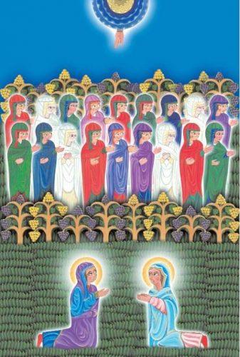 Սուրբ Հռիփսիմյան կույսեր` «առաքելական ըմբշամարտիկներ».