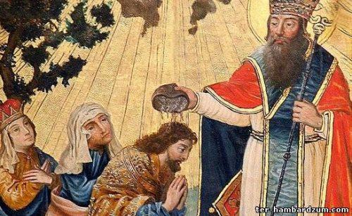 Օր Շաբաթ. Սուրբ Գրիգոր Լուսավորչի ելքը Վիրապից.