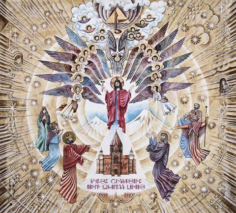 Սուրբ Էջմիածնի տոնն է այսօր. «Միածնաէջ Տաճար անշարժ, հրաշակերտ, Դուն Տիրոջ Տուն՝ ես խորհուրդիդ աշակերտ»: