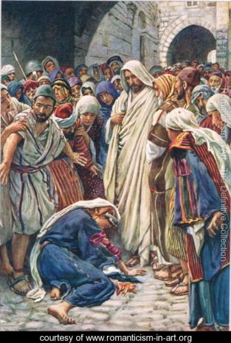 Երբ մենք մեղանչում ենք, համբերում է Տերը.