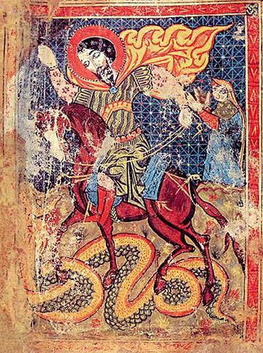 Շաբաթ. Սրբերի հիշատակության օր. Սուրբ Գևորգ.