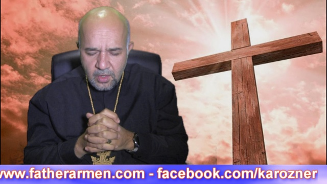 Խոզերի՞ն ես տալիս սրբութիւնը, թե՞ արժանաւորին